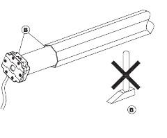 Come si collega elettricamente un motore tapparelle meccanico