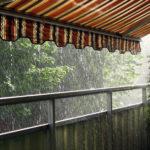 Tende da sole resistenti a vento e pioggia: guida alla scelta