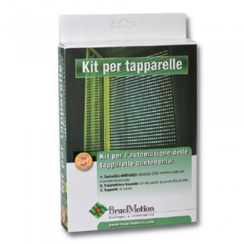 KIT Tapparelle elettriche-serie S