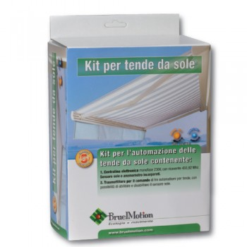 KIT Tende da sole - serie S