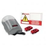 Kit Motore per Porte garage e serrande basculanti