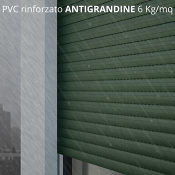 Tapparelle in PVC rinforzato in resina