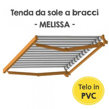 Tenda da sole - in PVC - Melissa