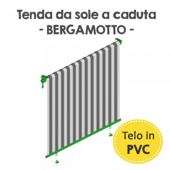 Tenda in PVC - Bergamotto