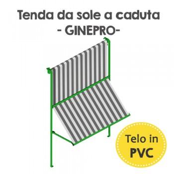 Tenda da sole a caduta in Pvc