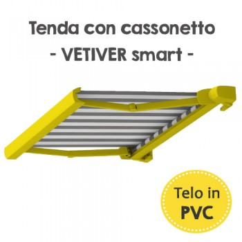 Tenda da sole a bracci in pvc - Vetiver Smart