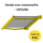 Tenda da sole da esterno in PVC - Vetiver