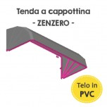 Tenda da sole in PVC - Zenzero