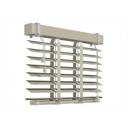 Tende In Alluminio Per Esterno.Tende Veneziane Da Esterno Su Misura Online Prezzi Risparmio