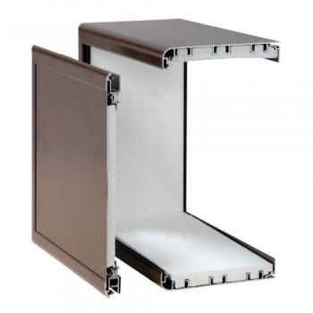 Cassonetti tapparelle vendita online su misura prezzi scontati - Imbotti in alluminio per finestre ...