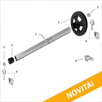 KIT Cinghia - max 18 Kg