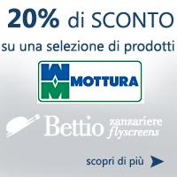 Promo Bettio Mottura