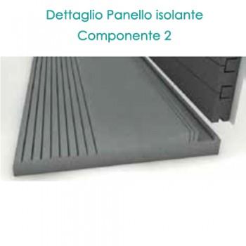 Isolante per cassonetti - 2 pannelli