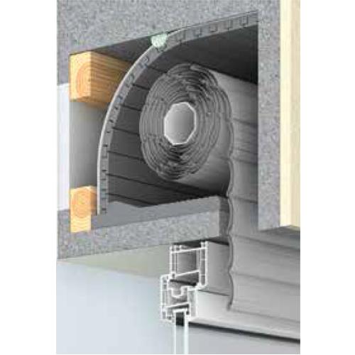 Tapparelle isolanti termiche confortevole soggiorno - Isolamento cassonetti finestre ...