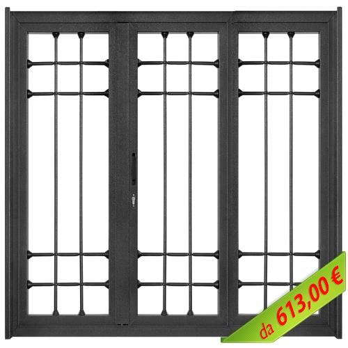 Risparmia sui costi delle inferriate in ferro su rogiamstore - Inferriate per finestre costi ...