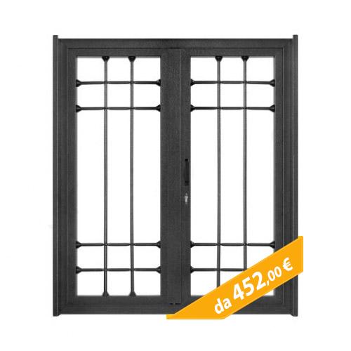 Acquista a prezzi online le inferriate per finestre fai da te - Prezzo inferriate finestre ...