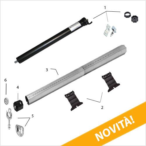 Kit tapparelle elettriche vendita a prezzi di costo online - Costo serrande avvolgibili ...