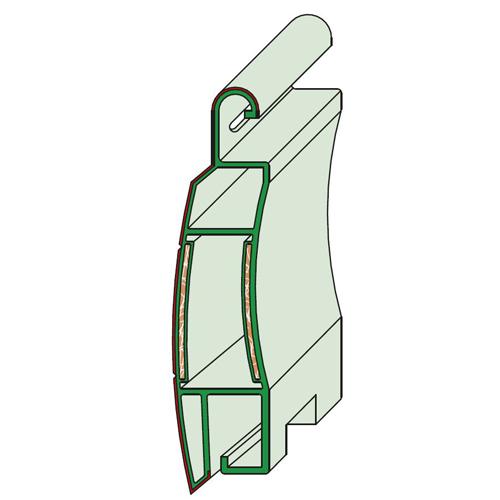 Tapparelle pvc fibra di vetro prezzi online scontati for Porte a soffietto on line