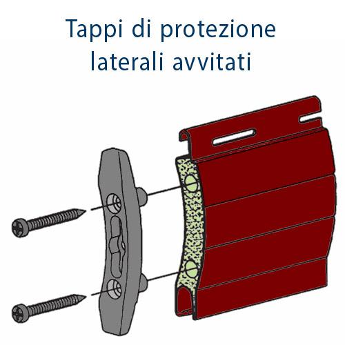 Tapparelle alluminio calcola gratis preventivo online e for Blocchi per tapparelle