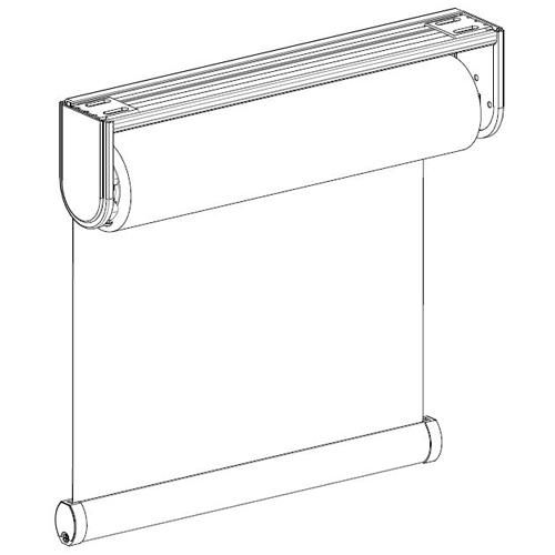 Tende da interni a rullo prezzi pin tende verticali - Tende a rullo motorizzate per interni prezzi ...