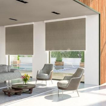 Tende a rullo elettriche per interni a prezzi di costo online for Shiny home tende a rullo