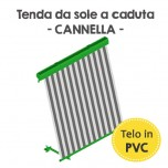 Tende da sole - in PVC - Cannella