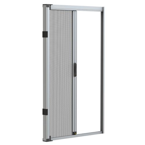Zanzariera laterale per porta finestra fai da te a prezzi for Zanzariera porta finestra