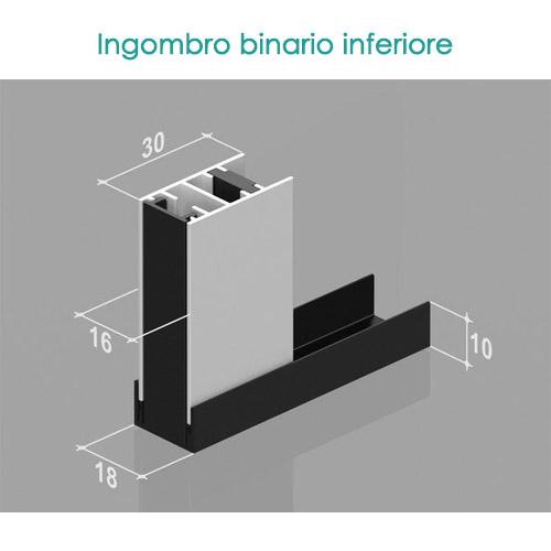 Prezzi zanzariera pliss su misura acquista online su rogiam for Finestra vasistas prezzi
