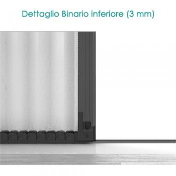 Zanzariera plissettata 2 ANTE - 41mm