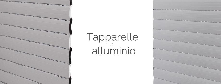 Tapparelle alluminio coibentato - prezzi di costo online
