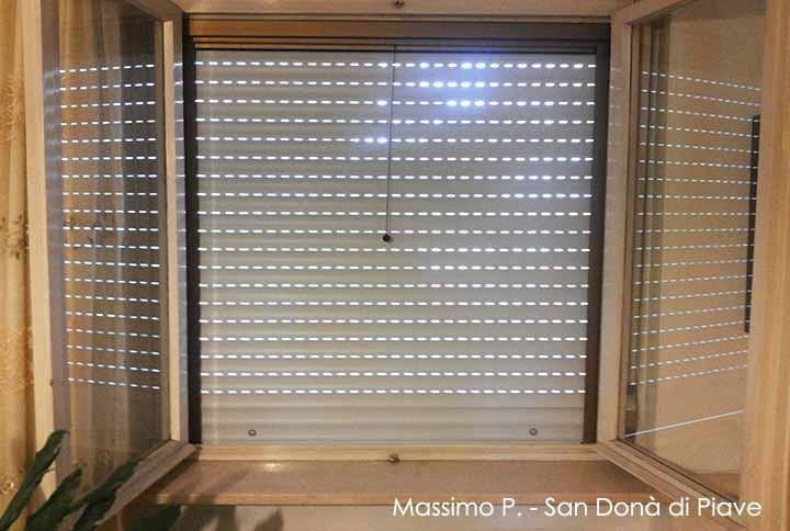 Tapparella in PVC 4,5 kg al metro quadro